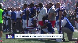 Strong opinions about NFL protests - Video