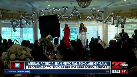 Third Annual Patricia Jean Memorial Scholarship Gala