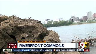 Progress continues for NKY's Riverfront Commons project - Video