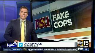 ASU police warns of phone scam after caller impersonates agency - Video
