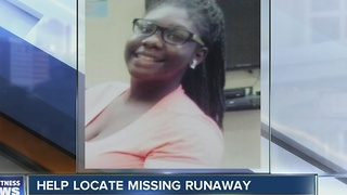 Niagara Co Sheriff's Office looking for runaway teen girl - Video
