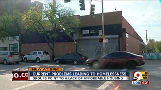 Cincinnati City Council committee gets deep dive into problems causing homelessness