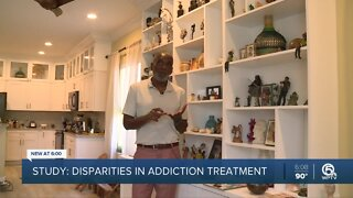 Former addict shines light on racial disparities in recovery
