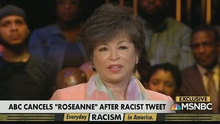 Valerie Jarrett Participates in MSNBC Town Hall on Racism — Suggests Trump to Blame for Roseanne Tweets - Video