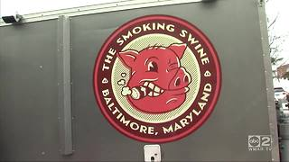 The Smoking Swine - Video