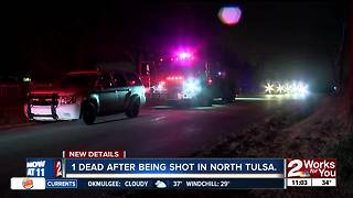 TPD releases name of victim in Tulsa's first homicide of 2018 - Video