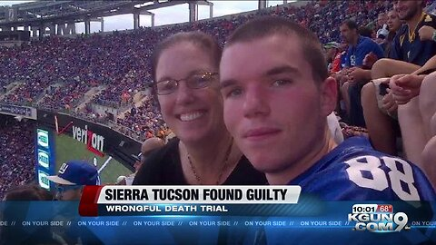 Jury sides with mother in Sierra Tucson wrongful death trial