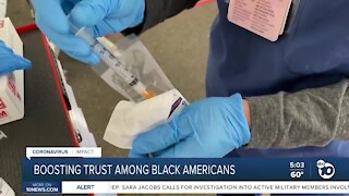 Boosting trust among Black Americans