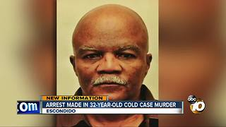 Arrest made in 32-year-old cold case murder - Video