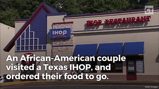 Black Couple Accuses IHOP of Racism - Video