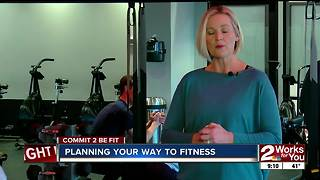 Commit 2 Be Fit: Planning your way to fitness - Video