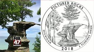 Pictured Rocks to be featured on new quarter - Video