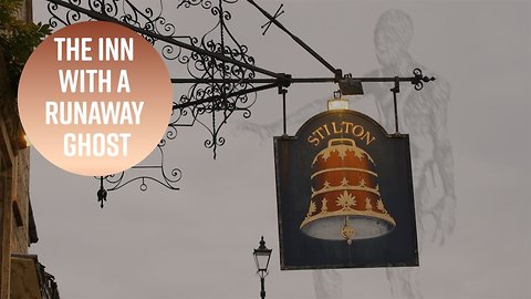 Drunk Tales: The Pub Ghost of The Bell Inn
