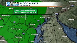 More Rain, Flooding Concerns