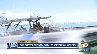 CBP using new tool to help catch smugglers - Video