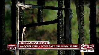 Family loses daughter and home in fire - Video