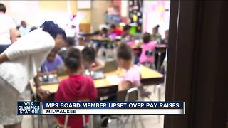 Teachers outraged by 'hidden' raises for Milwaukee Public Schools administrators - Video
