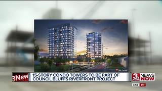 Condo towers to be built on Council Bluffs riverfront
