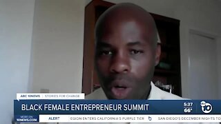 Black female entrepreneur summit