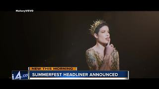 First Summerfest 2018 headliners announced - Video