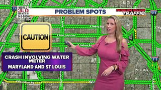 6AM traffic report for Jan 2 - Video