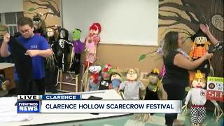 Clarence Youth Bureau contributing volunteers, time to scarecrow festival