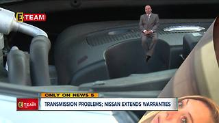 Nissan owners complain of transmission troubles, despite warranty extension - Video