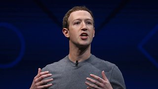 Facebook's CEO Meeting With Lawmakers Ahead Of Congress Testimony - Video
