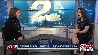 Census Bureau must fill 3,700 jobs in Tulsa