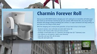 Charmin Forever Roll: Will shoppers really want it?