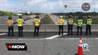 First responders who helped after Florence struck the Carolinas return to South Florida - Video
