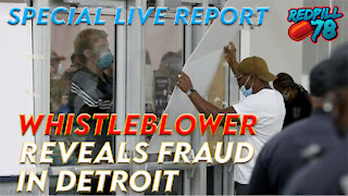 SPECIAL REPORT: BREAKING NEWS Whistleblower Reveals Fraud In Detroit