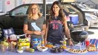 Pregame Like a Pro With the Ultimate Tailgating Menu - Video