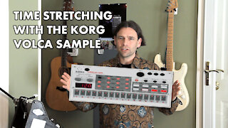 Volca Sample Time Stretching Tutorial
