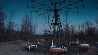 Seph Lawless discusses his abandoned amusement parks project - Video