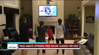 Metro Detroit martial arts group offering free Zoom classes to kids