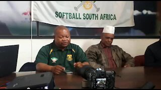 SOUTH AFRICA - Cape Town - SAA Softball Premier League Launch (Video) (3uW)
