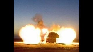 Howitzer Backfires - Video