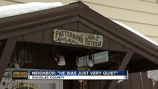 "Neighbors call Jake Patterson ""Very quiet"""