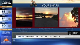 What's Good Tampa Bay? | Send photos of #TampaBay sunrises! (9 am)