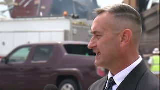 ATF, Windsor officials provide update on devastating Windsor Mill fire - Video