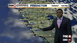 Warm Temps This Week, Staying Dry - Video
