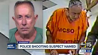 Police identify suspect involved in Phoenix shooting - Video