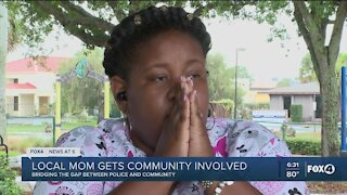 Fort Myers mom bridging the gap between community and law enforcement