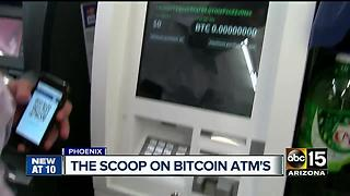 Bitcoin ATMs popping up across Valley - Video