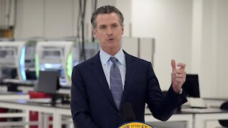 California Governor Lays Out Plan To Reopen Schools