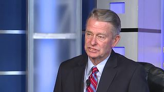 Brad Little on challenges for next Governor - Video