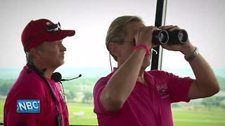 Busiest air traffic control tower in the world this week is in Oshkosh - Video