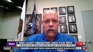 KCFD holiday food drive