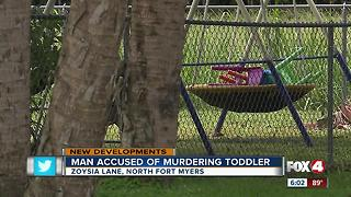 DCF Investigating in North Fort Myers Toddler Homicide Case - Video